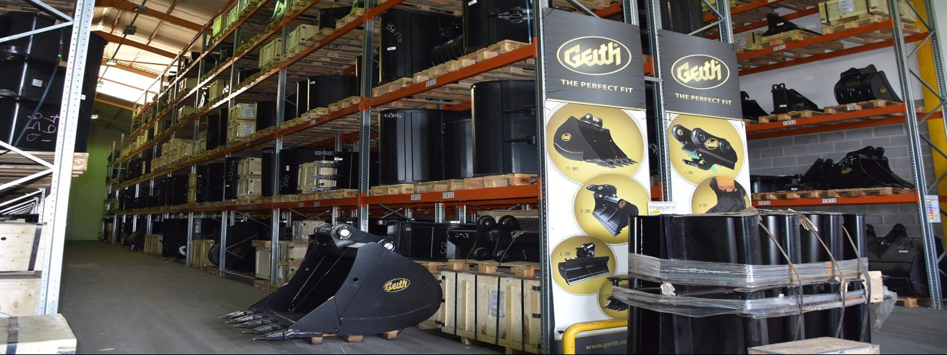 Geith Attachments Warehouse