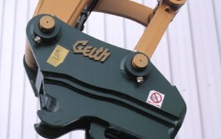 Geith First Quick Coupler