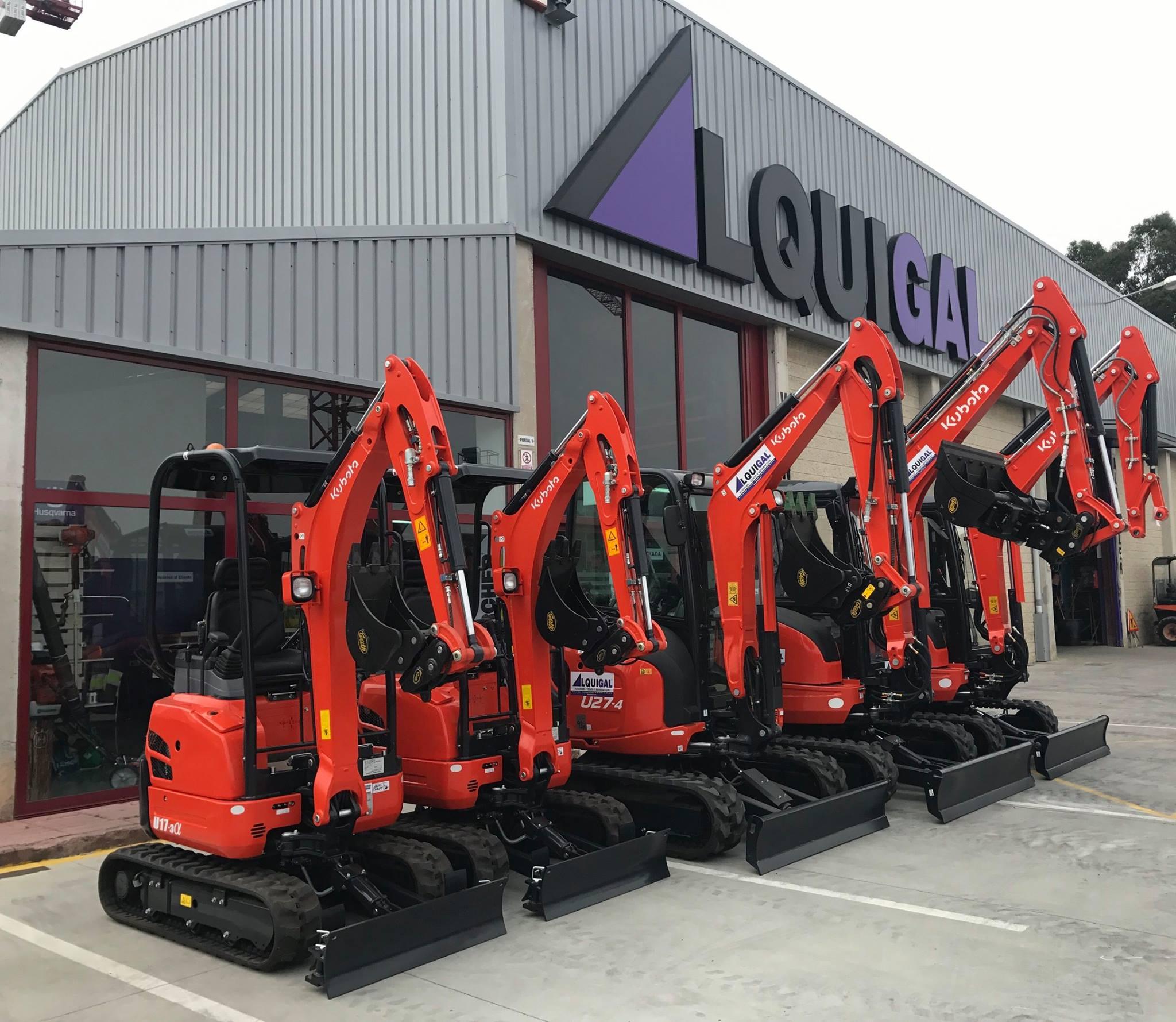 kubota geith plant hire