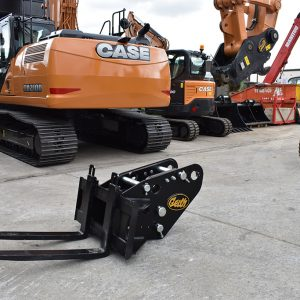 Hydraulic Quick Coupler | Geith Excavator Attachments