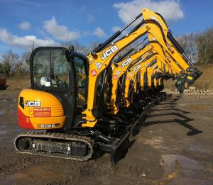 JCB Plant Hire Geith