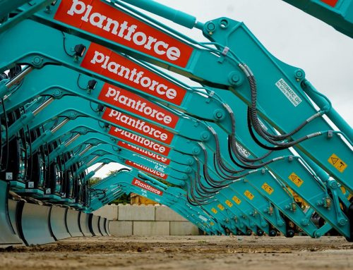 Geith – Your Plant Hire Partner