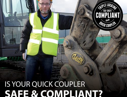 Is Your Quick Coupler Safe & Compliant?